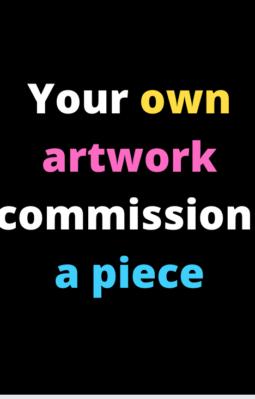 Commission piece 1M BY 1M